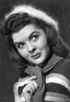 Darla Hood - Actress - Age 47 - Died June 13, 1979 - Contracted Acute Hepatitis From A Blood Transfusion During Surgery And Died Of Heart Failure