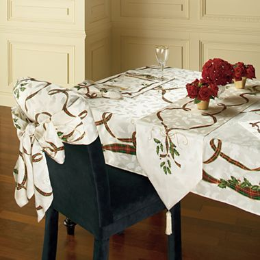 Nouveau table runners Holiday  jcpenney Runner Lenox Table