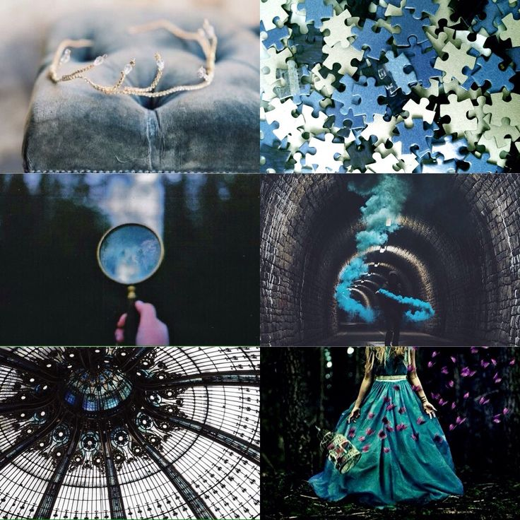 Harry Potter House Aesthetic: Ravenclaw
