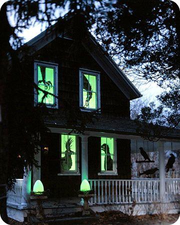 17 best Halloween images on Pinterest Halloween ideas, Halloween - halloween decoration outside