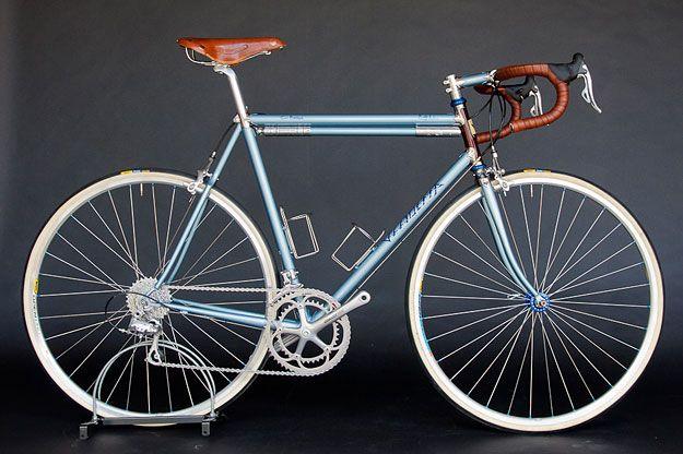 Vendetta Cycles, British Racer--