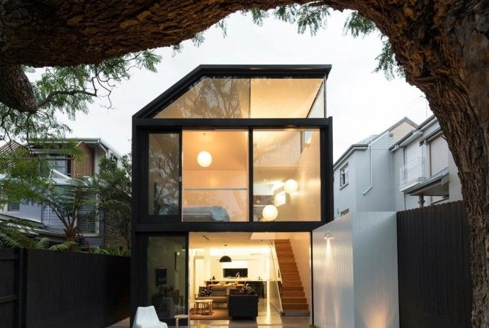 Futuristisk villa som suddar ut gränsen mellan ute och inne #design #home #homedesign #hus #hem #boende #designhus #designboende #amazinghouses #obsid  http://www.obsid.se/livsstil/futuristisk-villa-suddar-ut-gransen-mellan-ute-och-inne/