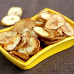 Home made Banana Chips - A super tempting and truly addictive recipe