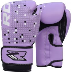 RDX Kids 4oz & 6oz Leather-X Boxing Gloves