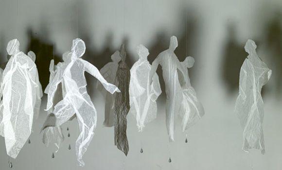 Papierkunst von Jo Pellenz