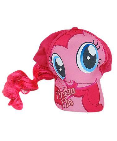 My Little Pony Hair Tail Baseball Cap #zulily #zulilyfinds