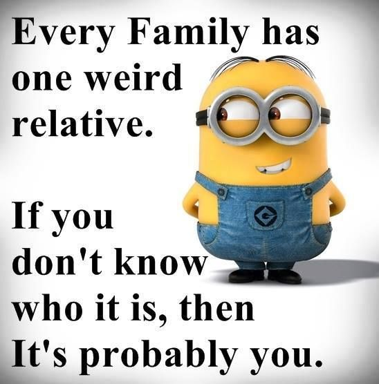 Funny Quotes About Family: Who Is It In Your Family Https://www.facebook.com/photo