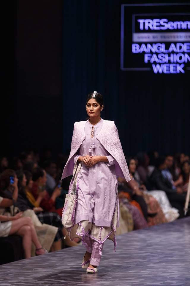 Treseme Bangladesh Fashion Week 2019 Collection Of Maheen Khan Fashion And Lifestyle Picture Source Https Www Fashion Fashion Week Bangladesh Travel