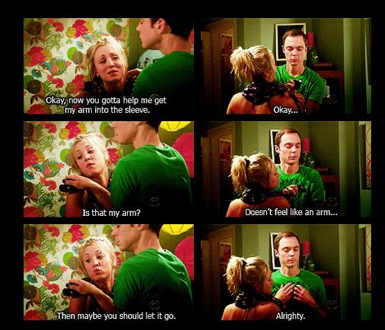 Love this episode! Sheldon gets to second base ;-): Bitch Tbbt, Nerd Lif, Warm Kitty, Knock Knock Knock Pennies, Nerd Alert, Geek Alert, Bangs Theory, Big Bangs, Kitty Warm
