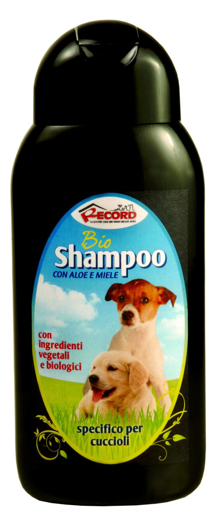 #Bio #shampoo specifico per #cani #cuccioli, by Record. www.recordit.com
