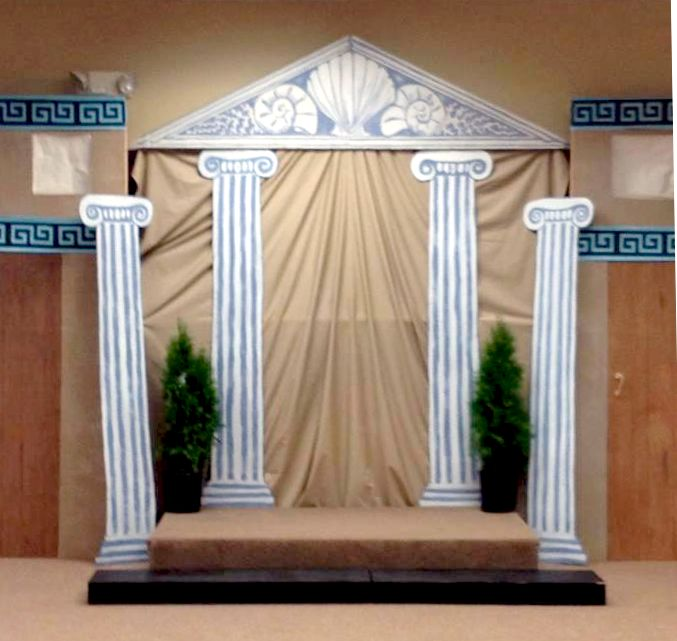Roman Vacations: 51 Best Images About VBS On Pinterest