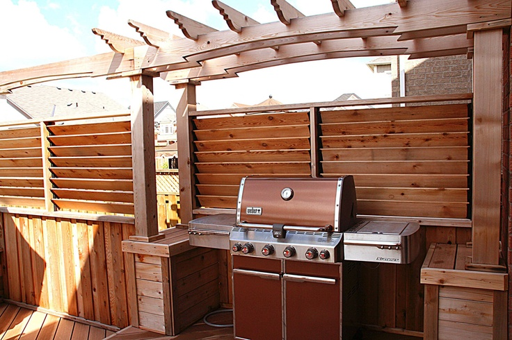 Backyard Bbq Design