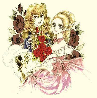 rose de versailles