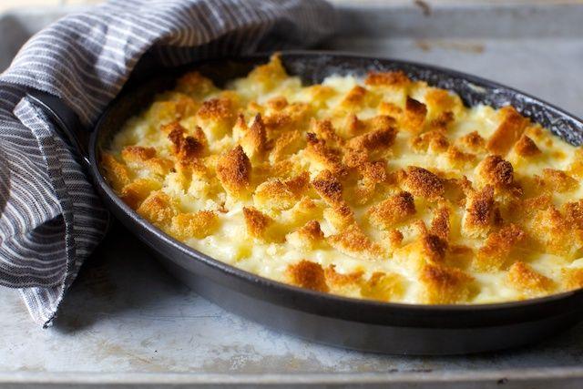 martha's macaroni-and-cheese
