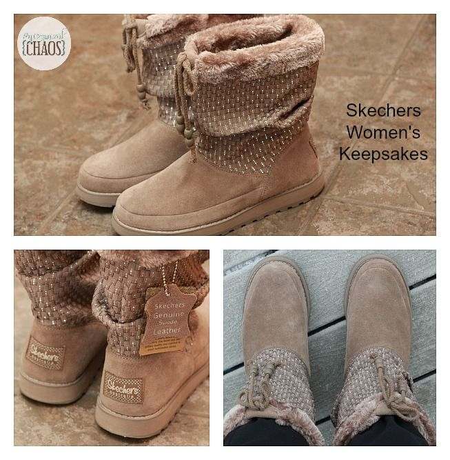 Skechers Winter Boots. featuring men's, women's and girl's styles. Canadian review and giveaway