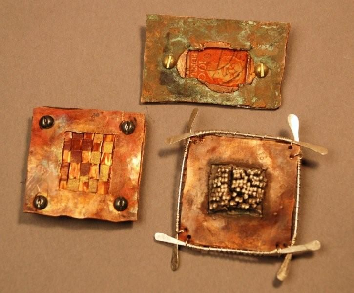 Jewelry & Metals : Mary Hettmansperger