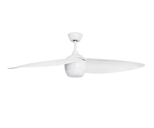 #Ventilatore lampadario in acciaio policarbonato colore Bianco  ad Euro 379.00 in #Faro #Misc home appliances climate