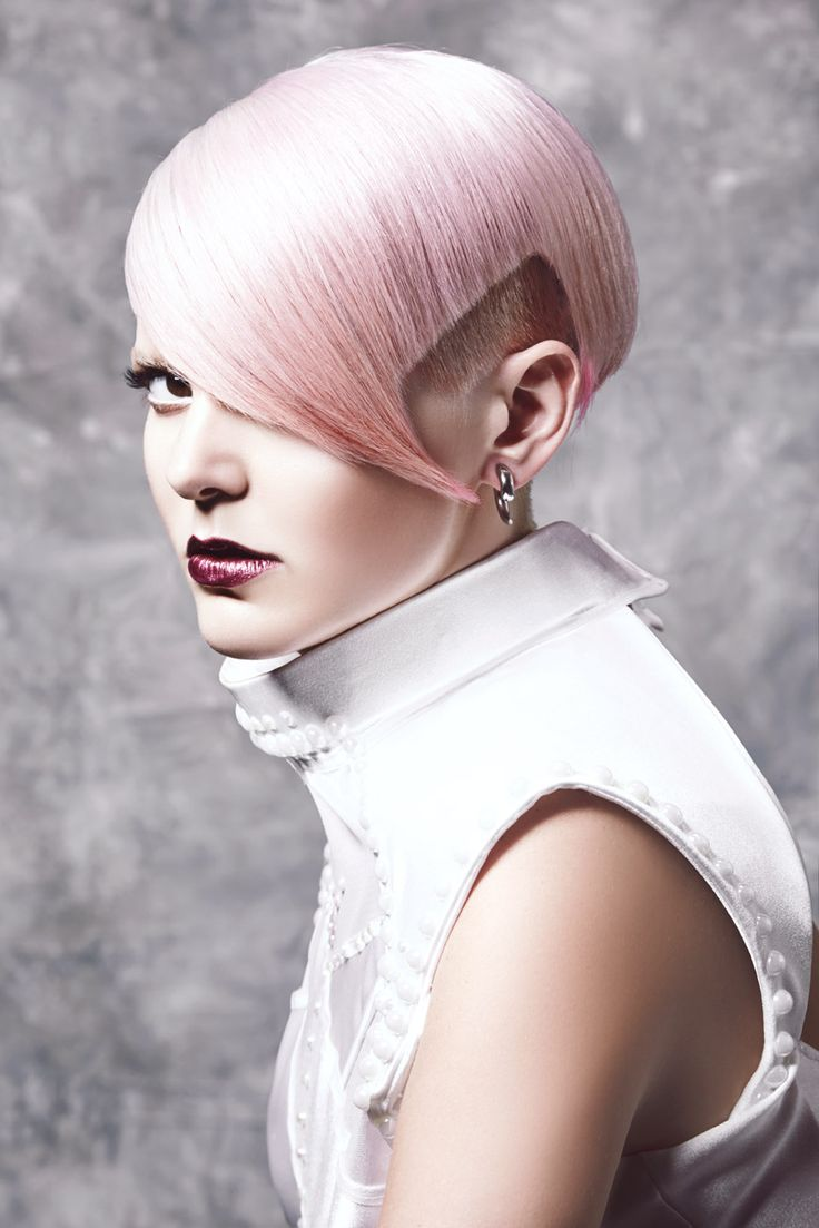 best pink hair images on pinterest colourful hair chalking