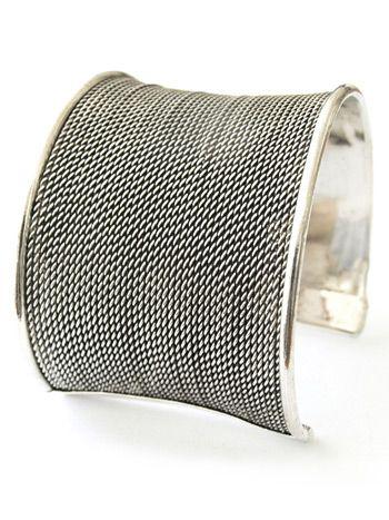 Pharaoh cuff silver $16.00
