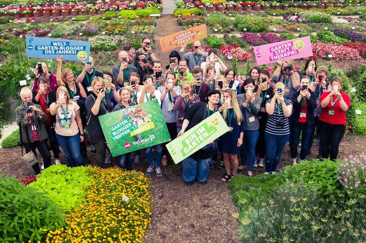 Garten Blogger Treffen 2017 bei Volmary