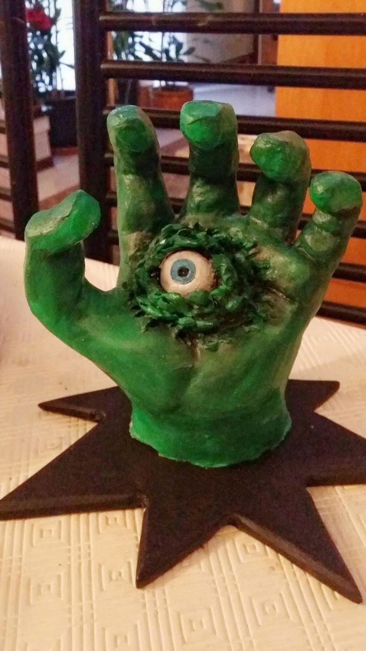 Hand for Albo P.Rosin