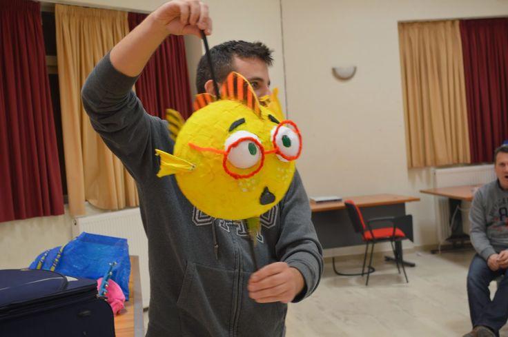 Big bubble fish!