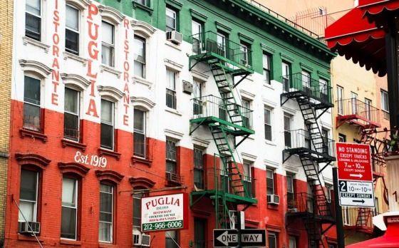 Little Italy New York | little italy new york la pequena italia o en ingles little italy ...