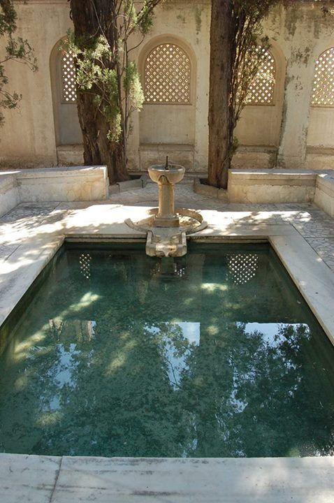 Todo listo para recibir a nuestros visitantes un saludo desde el rea de descanso de los - Los jardines de lorca ...