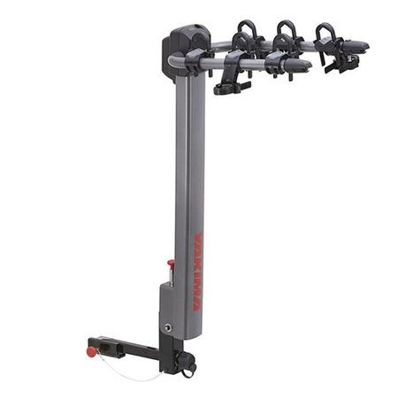Yakima LiteRider - 3 Bike Hitch Rack - For 2 or 1 1/4 Inch Hitch