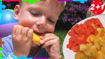 Челлендж Для Детей Вкусные Фрукты Обычная еда против Real Food vs Gummy Food - Candy Challenge! http://video-kid.com/20647-chellendzh-dlja-detei-vkusnye-frukty-obychnaja-eda-protiv-real-food-vs-gummy-food-candy-challe.html  Дети пробуют разную вкуснятину! Экзотические фрукты очень любят дети!Обычная Еда против Детей- Челлендж! Real Food vs Gummy Food - Candy Challenge! Parents EditionСамый популярный челлендж 2017. Малыш и Мама пробуют настоящую еду и Мармелад.The most popular Challenge…