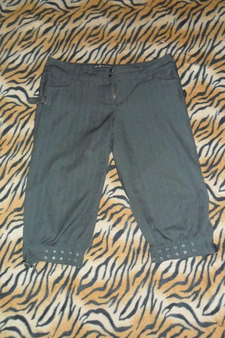 LIP SERVICE Foreign Legion capri pants #72-35
