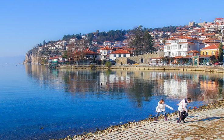 makedonya gorulecek yerler