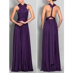 Versa Convertible Mesh Dress