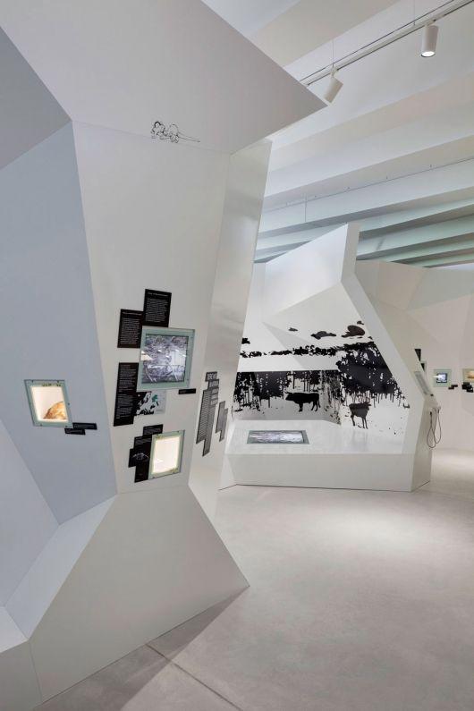PALÄON Research and Experience Center Schöningen Spears | Holzer Kobler Architekturen; Photo: Jan Bitter | Bustler