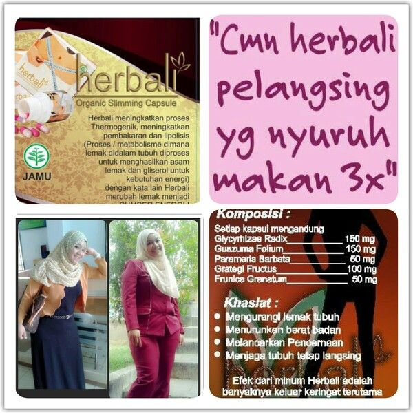 Herbali worked well...The best organic slimming capsule
