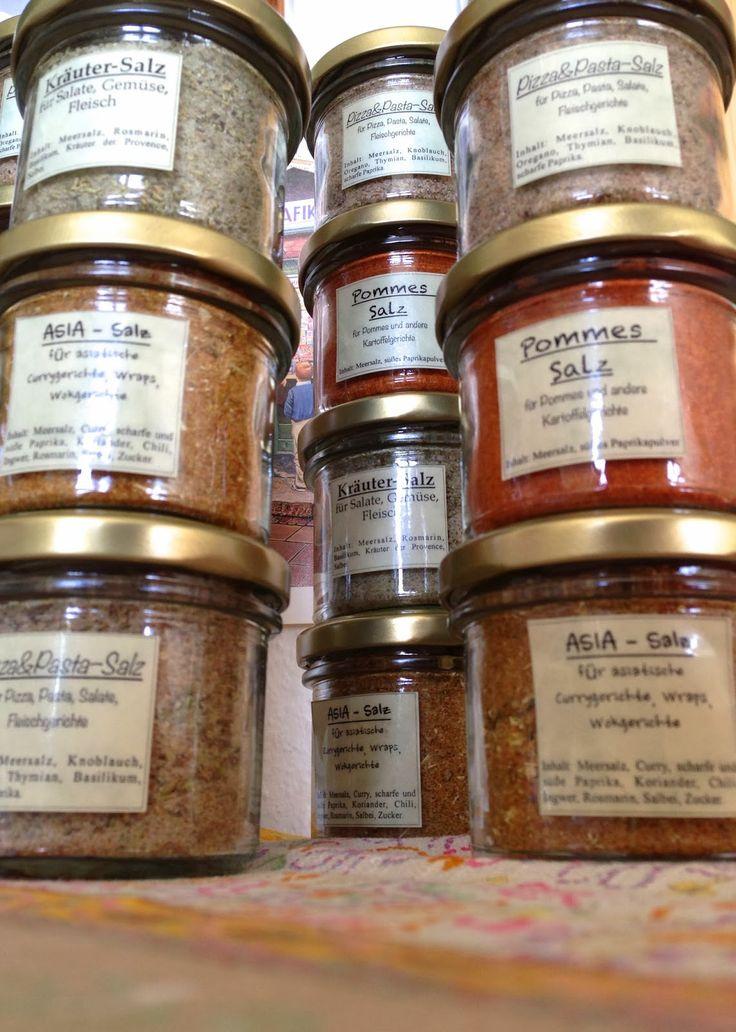 tschessilicious: Ideen zum Verschenken #31 Salz