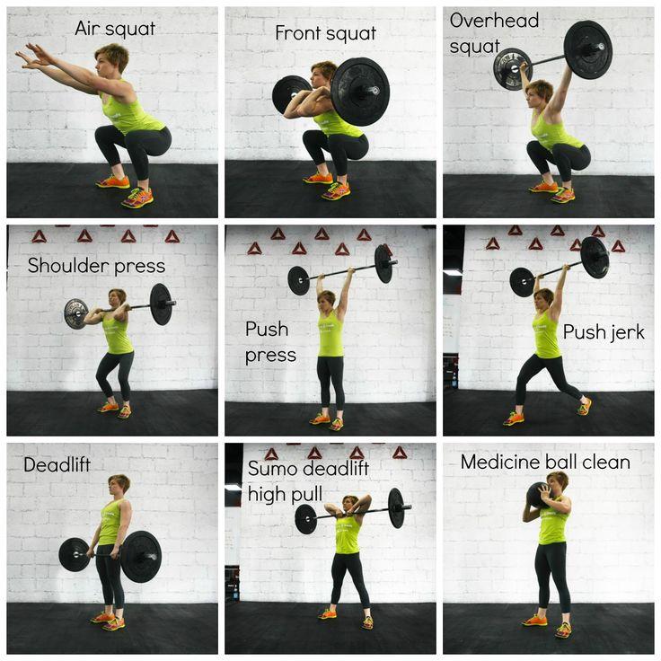 Fonte: http://1.bp.blogspot.com/-Nriabhf8WU4/Ub2jN0IeqdI/AAAAAAAAKho/cezHgpvUkoc/s1600/9+foundational+movements-+Crossfit.jpg