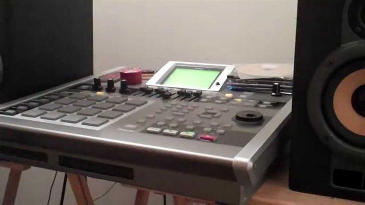 Half Pound Patty Making Beats on MV-8000 (2015)
