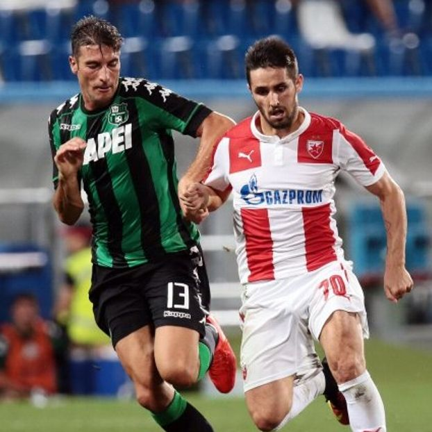 Federico #Peluso #Sassuolo contro Hugo #Vieira #StellaRossa