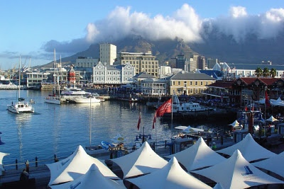 The infamous V & A Waterfront