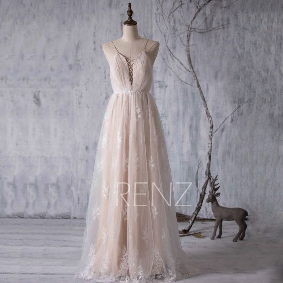 Hey, I found this really awesome Etsy listing at https://www.etsy.com/listing/262947282/2016-champagne-bridesmaid-dress-long