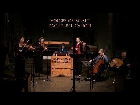Johann Pachelbel: Canon in D, Original Version - YouTube