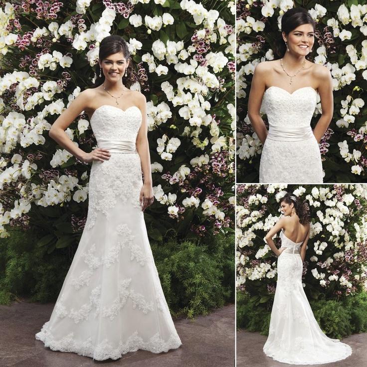 Sincerity Bridal Style 3722