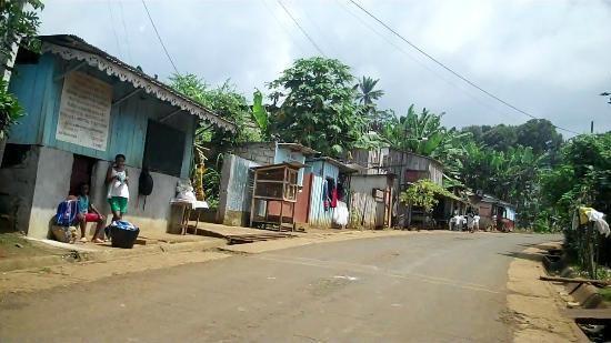 Sao Tome Island, STP