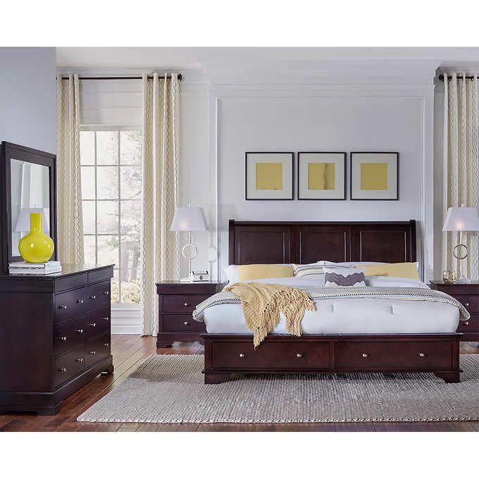 24 best bedroom set images on Pinterest | Bedroom sets, 3/4 beds ...
