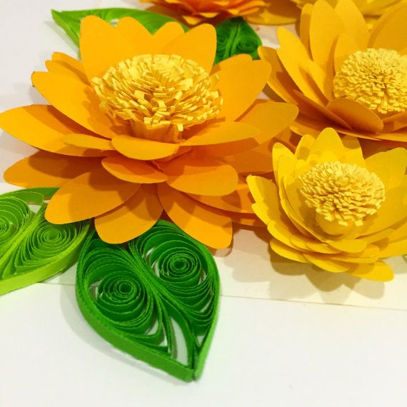 Paper quilling art by VanessaOngArt on Etsy