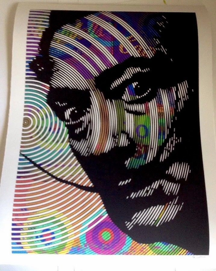 ANDY WARHOL LOST SERIES MR CLEVER ART Salvador Dali brainwash banksy surrealism  | eBay