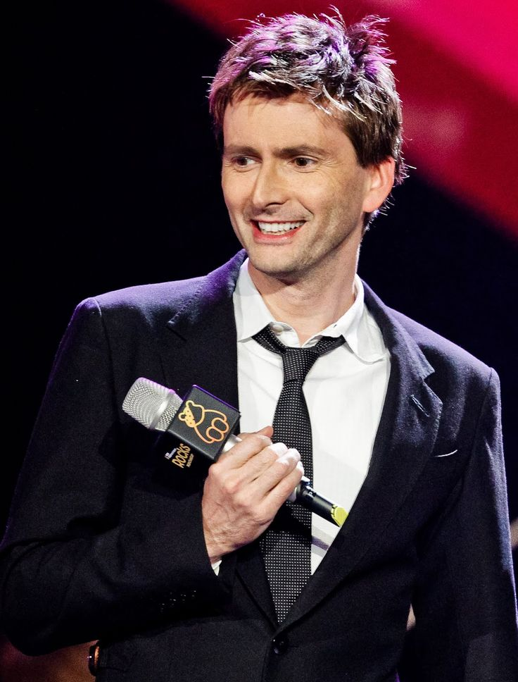 Today's Throwback Thursday post is a collection of photos of David Tennant…