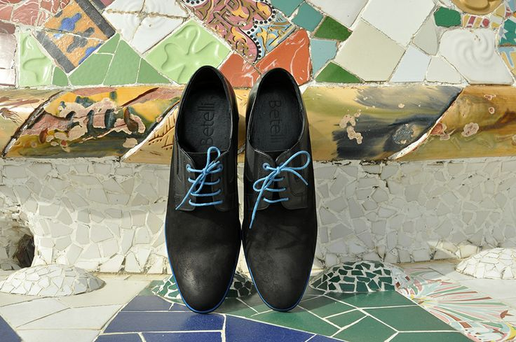 Short visit in Park Guell. Height increasing #men's #shoes by #Betelli