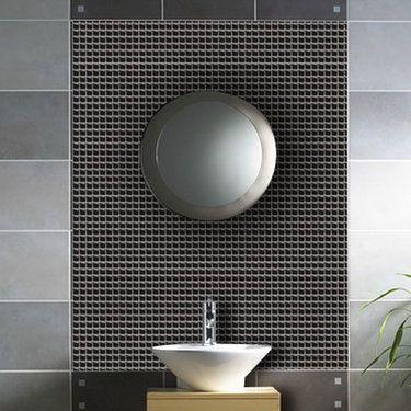 Magic Gel Onyx Self Adhesive Wall Tiles Set